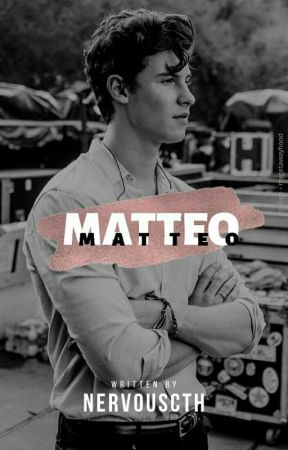 MATTEO 》Shawn Mendes by nervouscth