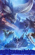 La llegada de los monstruos!! de axelcreep102