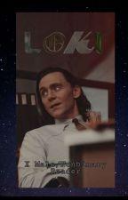Loki x Male (or nonbinary) Reader by ElvenPunk