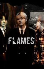 Flames *VMinKook* by Masquerade16
