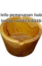 WA +62 813-8338-0408 Jual kerajinan kayu olahan Makassar Terbaik by kerajinankayu9999