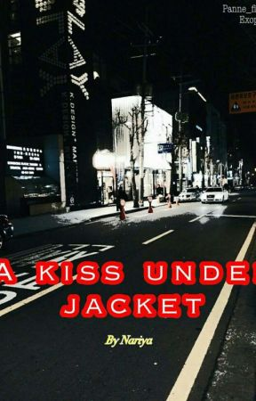 A Kiss Under Jacket by theNARIYAstoryteller