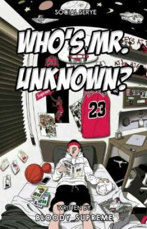 Who's Mr. Unknown? by bloody_supreme
