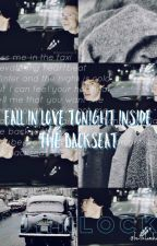 Fall in Love Tonight Inside the Backseat - Johnlock by Fanfictomholland