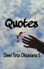 Quotes by TirtaOktavia