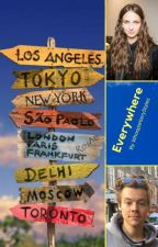 Everywhere: Book 3 of the Nowhere Trilogy by WhoopsHarryStyles