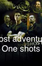 Ghost adventure one-shots(discontinued) by Amy-johowell2004