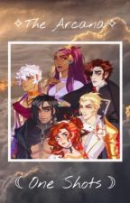 ✧The Arcana x Reader✧ ☾One Shots☽ by fancysalmonn