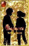 Balance(Bakugo x fem! Avatar reader) cover