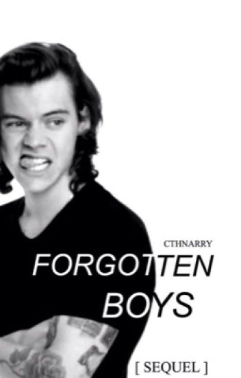 Forgotten Boys > Narry AU