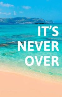 It's Never Over cover