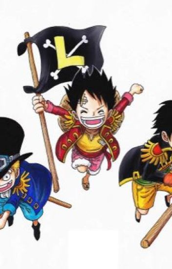 One Piece : Growing up with Whitebeard!