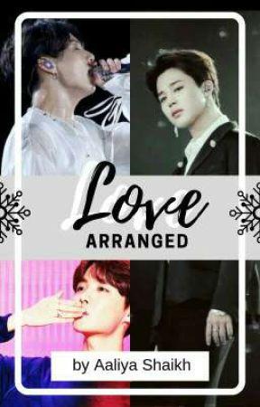 Love Arranged by HasAnybodySeenYoongi