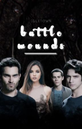 ✓ |     battle wounds, scott mccall  by peculiarparker