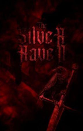 The Silver Raven by Alabaster_Vixen