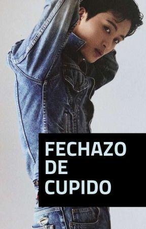 Fechazo de Cupido   Mark - Lucas Y Tú  Terminada   by FLSC_2478