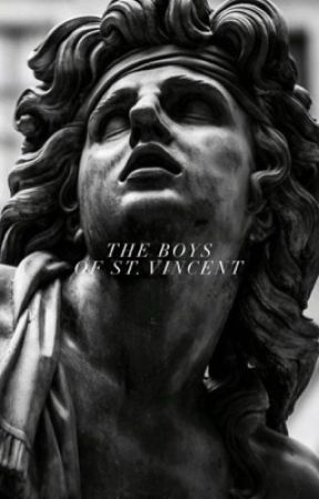 THE BOYS OF ST. VINCENT  by elitic