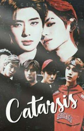 Catarsis ↬ Jaeyong ; Yuwin ; Markhyuck [NCT] by geanntae