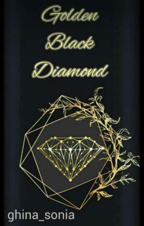 GOLDEN BLACK DIAMOND [HIATUS] by ghina_sonia