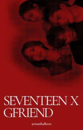 [ꇙ꒤] seventeen x gfriend by waniballoon