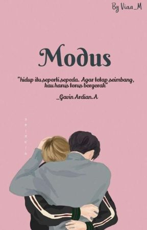 Modus; Gavin by Vitaa_M