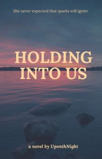 Holding Into Us cover