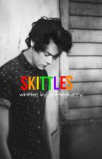 skittles|larry au[discontinued] by softiesharry