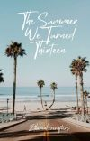 The summer we turned thirteen (Published) cover