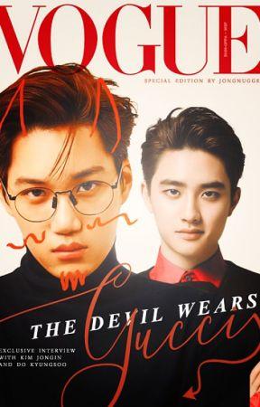 The Devil Wears Gucci (Çeviri) by Stereojoy