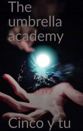 umbrella academy ( número 5 y tú ) by mr1411