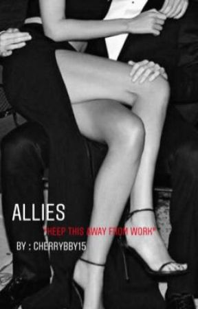 Allies  by CherryBby15