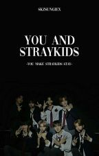 You and StrayKids by J_Fede