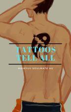 Tattoos Tell All [Kageyama x OC] by saltyiest
