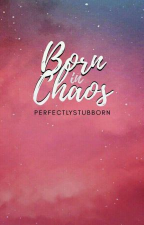 Born In Chaos (Enriquez #2) by Ineryss