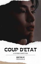 coup d'etat ➸ hyunin  by freckledlix