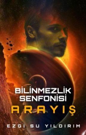 Bilinmezlik Senfonisi II: Arayış by Arialleena