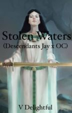 Stolen Waters (Descendants Jay x OC) by vDelightful13