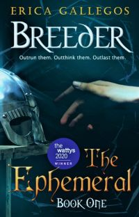 The Ephemeral (Book 1: Breeder) cover