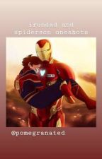 Irondad and Spiderson Oneshots by pomegranated