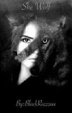 She Wolf by BlackRozzzeee