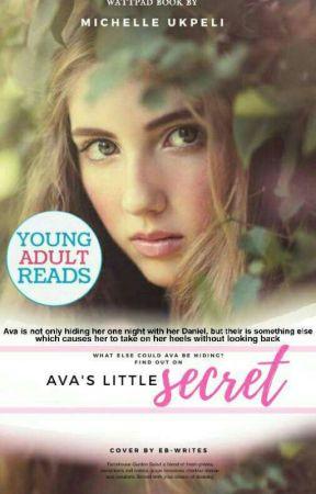 AVA's Little Secret  by MichelleUkpeli
