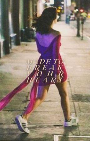 MADE TO BREAK YOUR HEART (tom holland) by harryskissy