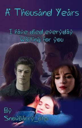 A Thousand Years- Snowbarry Soulmate AU by SnowFallStories
