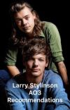 Larry Stylinson AO3 Recommendations cover