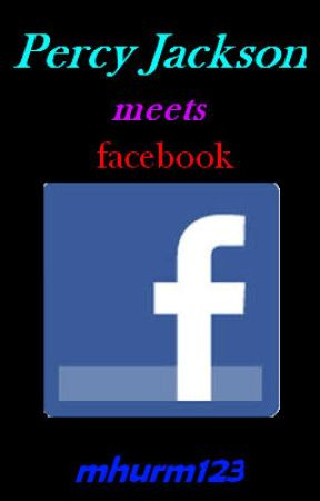 Percy Jackson meets Facebook by mhurm123