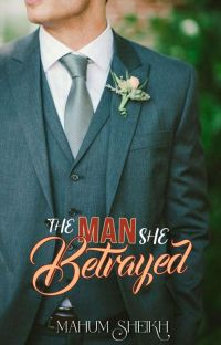 The Man She Betrayed cover