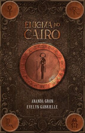 Enigma no Cairo by AnandaGron