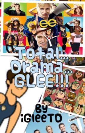 Total Drama Glee by igleetd