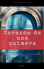 Corazón de una quimera by LadieMer