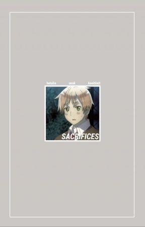 Sacrifices | USUK (HIATUS!) by kaeitinct